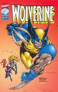 Couverture de Wolverine (Marvel France 1re série) (1997) -73- La grande évasion (1/2)