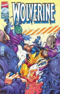 Couverture de Wolverine (Marvel France 1re série) (1997) -74- La grande évasion (2/2)