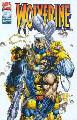 Couverture de Wolverine (Marvel France 1re série) (1997) -76- Wolverine 76