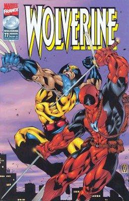 Couverture de Wolverine (Marvel France 1re série) (1997) -77- Au loup !