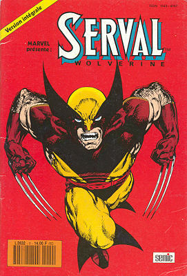 marvel comics serval