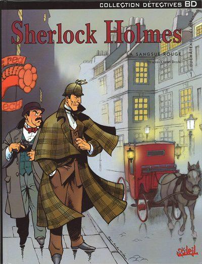 Sherlock holmes duch teau clair bd informations cotes - Dessin de sherlock holmes ...