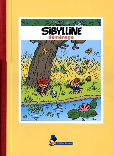 Couverture de Sibylline -H- Sibylline déménage
