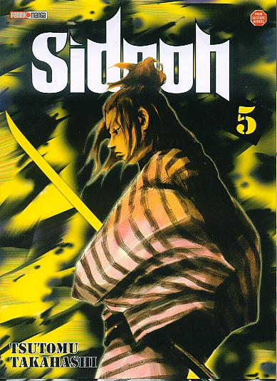 Couverture de Sidooh -5- Tome 5