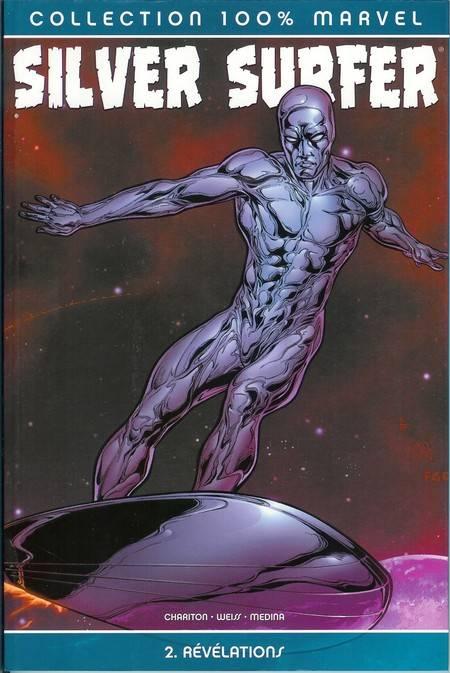 Couverture de Silver Surfer (100% Marvel - 2004) -2- Révélations