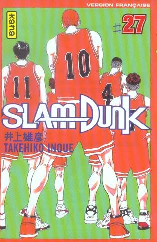 Couverture de Slam Dunk -27- Tome 27