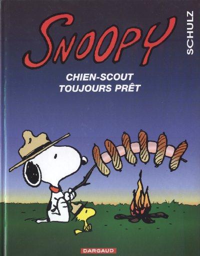 Couverture de Peanuts -6- (Snoopy - Dargaud) -30- Chien-scout toujours prêt
