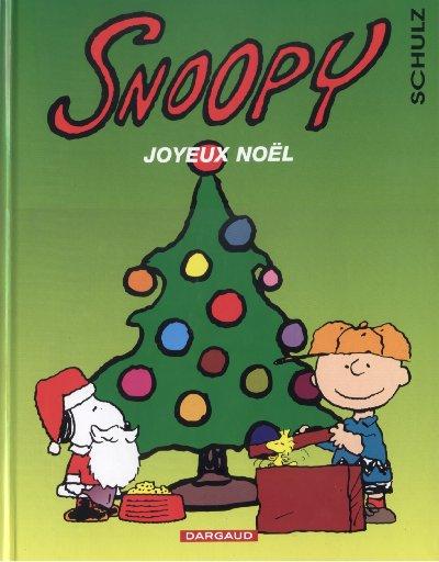 Couverture de Peanuts -6- (Snoopy - Dargaud) -33- Joyeux Noël