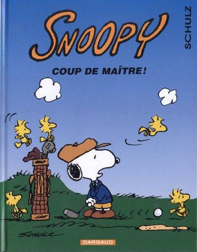 Couverture de Peanuts -6- (Snoopy - Dargaud) -36- Coup de maître !