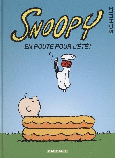 Couverture de Peanuts -6- (Snoopy - Dargaud) -39- En route pour l'été !