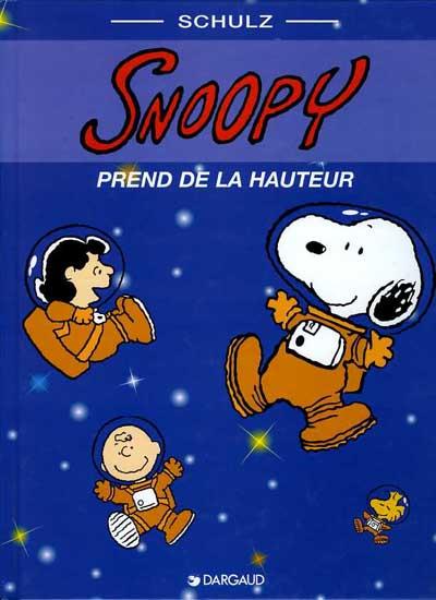 Couverture de Peanuts -6- (Snoopy - Dargaud) -Esso- Prend de la hauteur