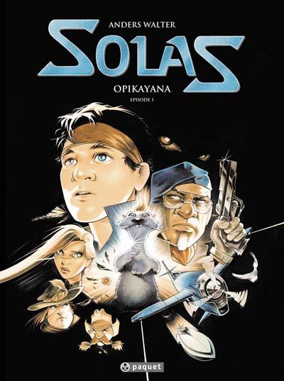 Solas One shot