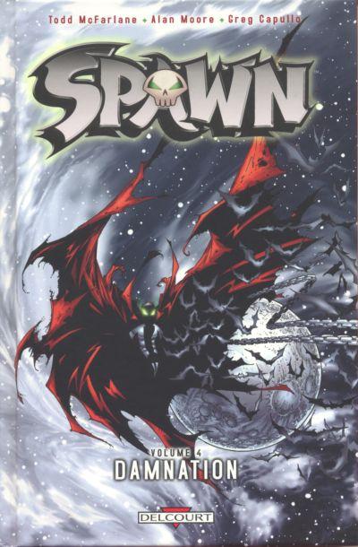 Couverture de Spawn (Delcourt) -4- Damnation