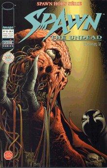 Couverture de Spawn (Semic) (Hors Série) -12- Spawn the Undead Tome 2