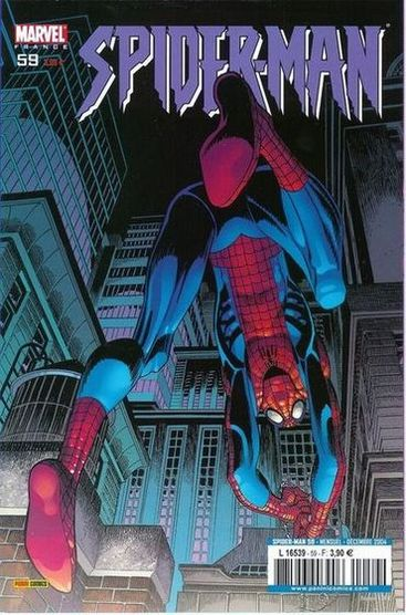 Couverture de Spider-Man (Marvel France 2e série - 2000) -59- Dans la peau du Lézard