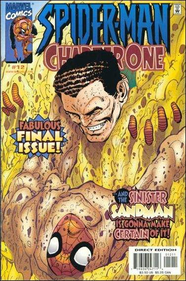 Couverture de Spider-Man: Chapter one (1998) -12- This is it ! the end of Spider-Man !