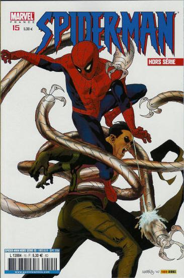 Couverture de Spider-Man Hors Série (Marvel France puis Panini Comics, 1re série) -15- Photo à la une