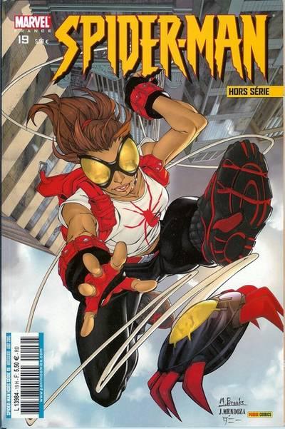 Couverture de Spider-Man Hors Série (Marvel France puis Panini Comics, 1re série) -19- Araña