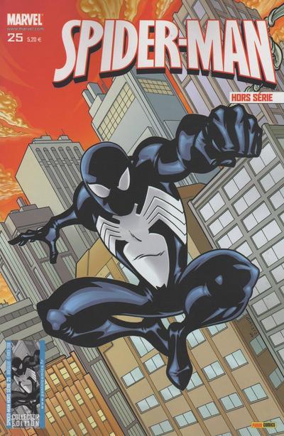 Couverture de Spider-Man Hors Série (Marvel France puis Panini Comics, 1re série) -25- Home sweet home