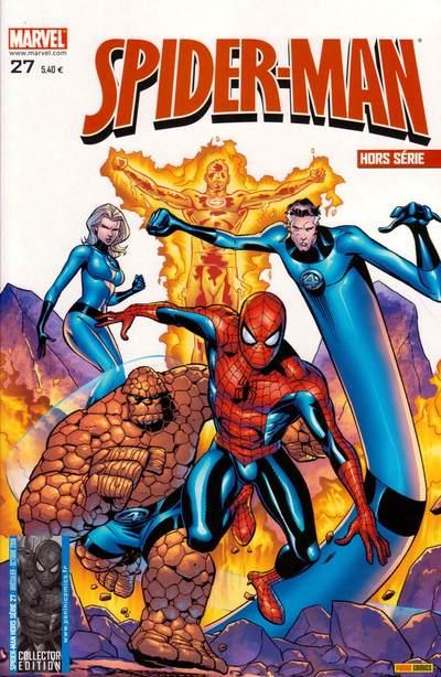 Couverture de Spider-Man Hors Série (Marvel France puis Panini Comics, 1re série) -27- Le nouvel âge d'argent