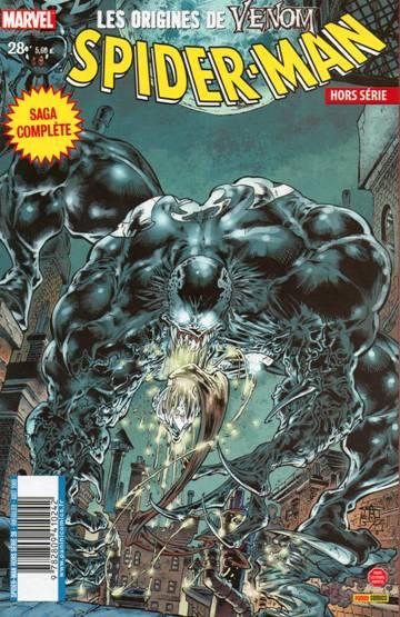 Couverture de Spider-Man Hors Série (Marvel France puis Panini Comics, 1re série) -28- La naissance du mal