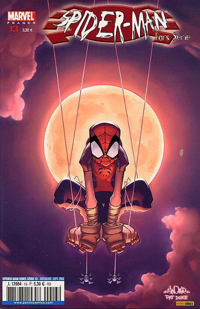 Couverture de Spider-Man Hors Série (Marvel France puis Panini Comics, 1re série) -13- La légende du clan de l'Araignée