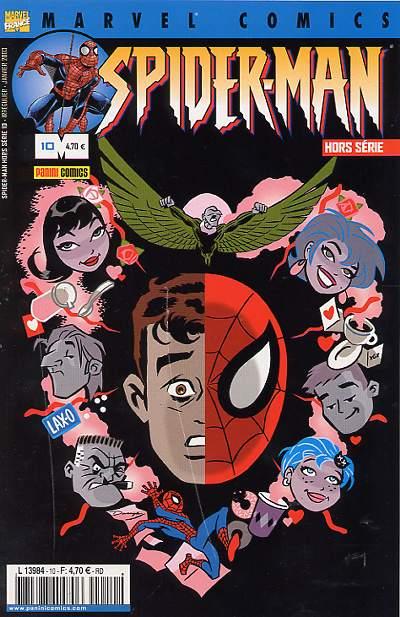 Couverture de Spider-Man Hors Série (Marvel France puis Panini Comics, 1re série) -10- Le dernier match
