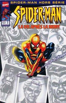 Couverture de Spider-Man Hors Série (Marvel France puis Panini Comics, 1re série) -1- La vie après la mort