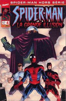 Couverture de Spider-Man Hors Série (Marvel France puis Panini Comics, 1re série) -4- Spider-Man: La grande illusion