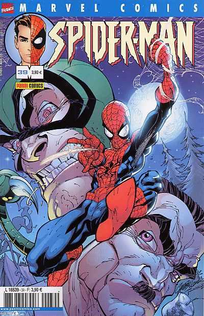 Couverture de Spider-Man (Marvel France 2e série - 2000) -39- Liens indéstructibles