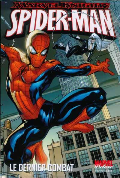 Couverture de Spider-Man (Marvel Knights) - Le Dernier Combat