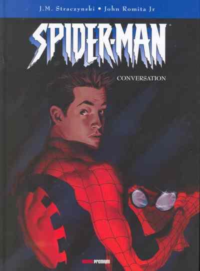 Couverture de Spider-Man (Marvel Premium) -3- Conversation
