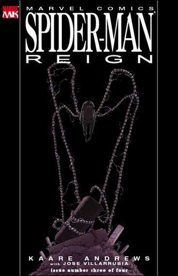 Couverture de Spider-Man: Reign (2007) -3- Book 3