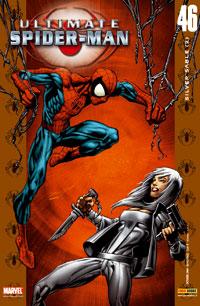 Couverture de Ultimate Spider-Man (1re série) -46- Silver Sable (2)