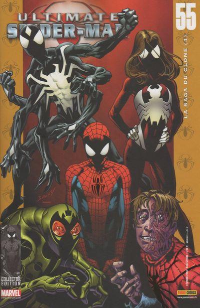 Couverture de Ultimate Spider-Man (1re série) -55- La saga du clone (4)