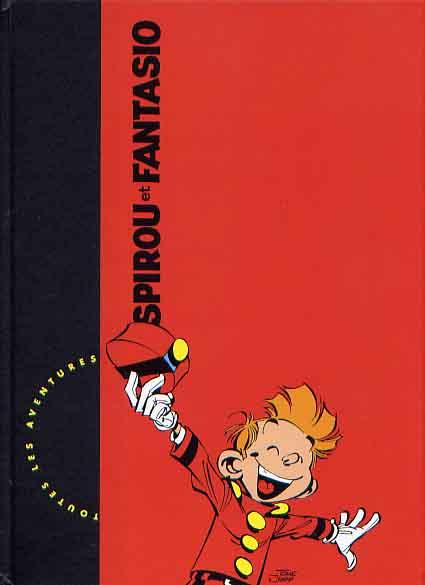 Couverture de Spirou et Fantasio -5- (Int. Dupuis 1) -7- Fournier tome 3