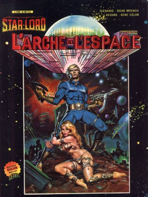 Star-Lord (Arédit - Artima Color Marvel Géant)