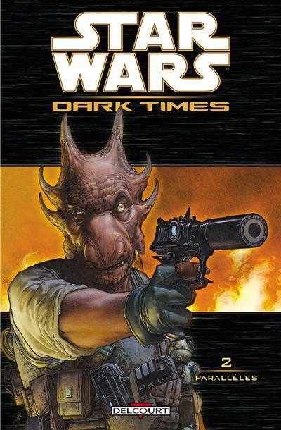 Couverture de Star Wars - Dark Times -2- Parallèles