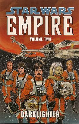 Couverture de Star Wars: Empire (2002) -INT02- Darklighter