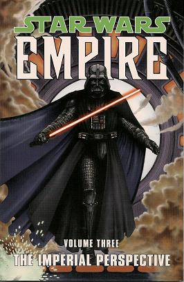 Couverture de Star Wars: Empire (2002) -INT03- The imperial perspective