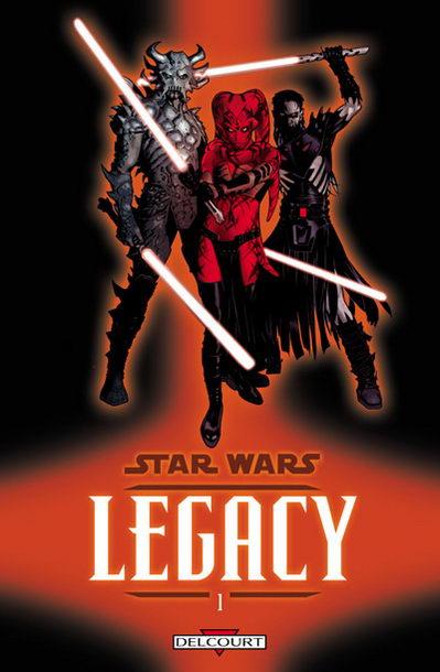 Star Wars - Legacy - Saison I