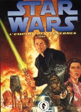Couverture de Star Wars - L'empire des ténèbres (Dark Horse) -1- Tome 1