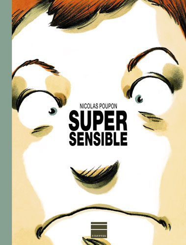 Couverture de Super sensible - Tome Int