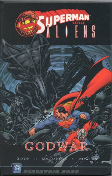 Superman versus Aliens