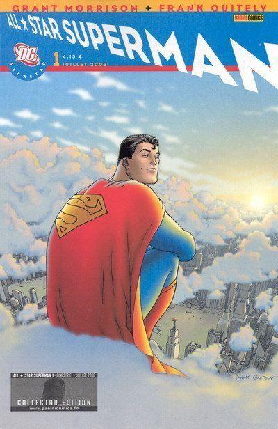 Couverture de All-Star Superman -1- Plus rapide...