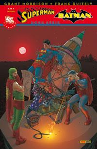 Couverture de Superman & Batman - Hors série (Panini) -2- Dans la peau de Bizarro