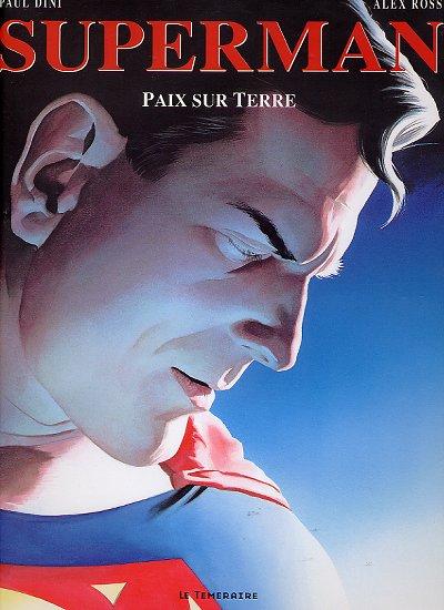 Couverture de Superman - Paix sur Terre