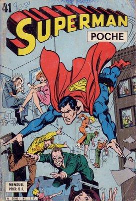 Couverture de Superman (Poche) (Sagédition) -41- La boîte noire