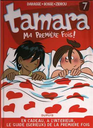 Couverture de Tamara -7- Ma première fois !