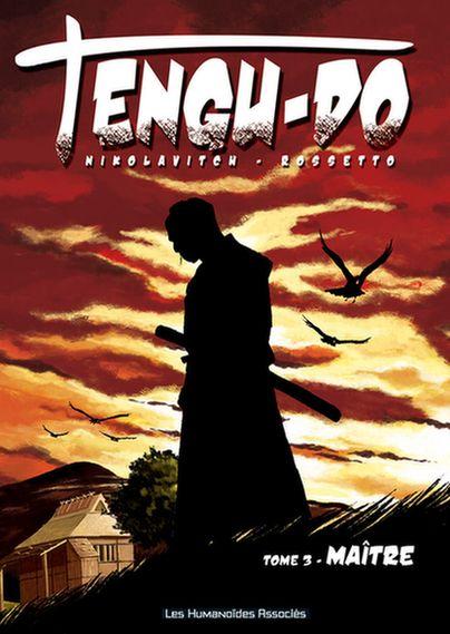 Couverture de Tengu-do -3- Maître